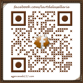 L'Art de la Sellerie - QR facebook