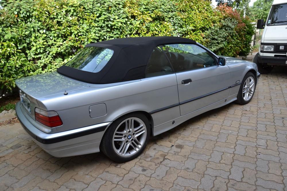 Changement capote BMW marseille Sanary toulon bandol hyeres var 83