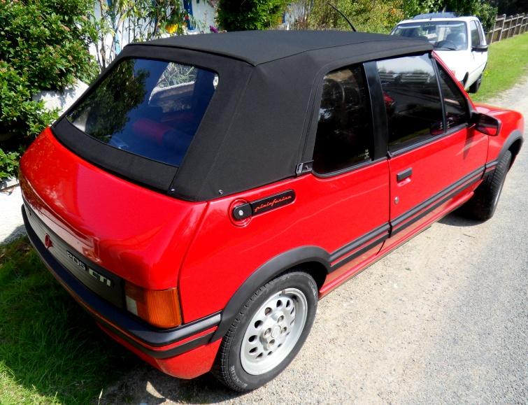 remplacement capote Peugeot 306 marseille Sanary toulon hyeres var 83