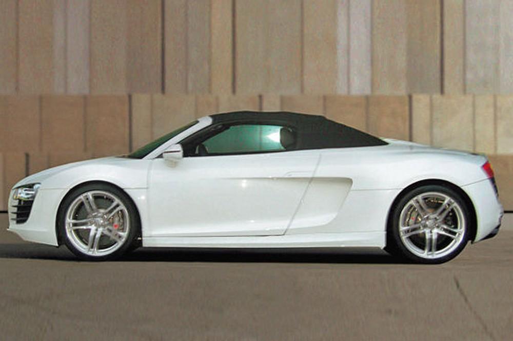 Capote Audi R8 spyder